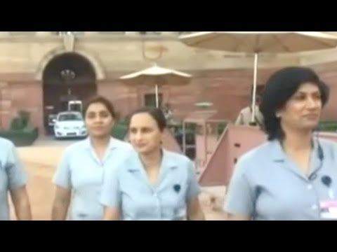 Arab Today, arab today deployed for first time in indian presidential palace