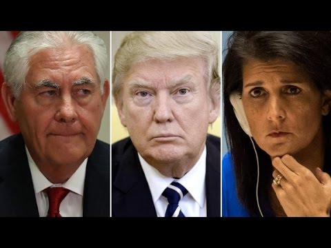 Arab Today, arab today tillerson haley differ