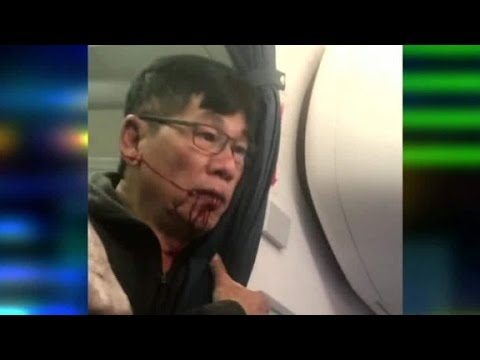 Arab Today, arab today new video shows united passenger