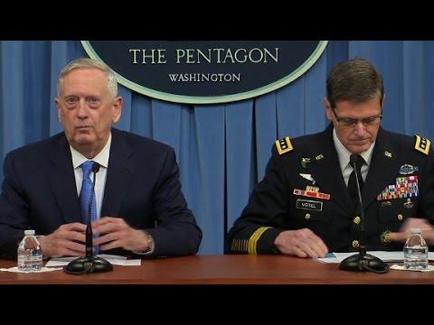 Arab Today, arab today entire pentagon report on syria attack