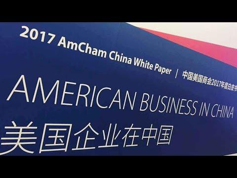 Arab Today, arab today amcham china white paper calls for way