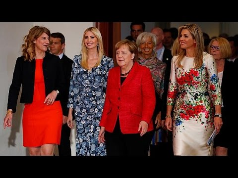 Arab Today, arab today ivanka booed in berlin as she