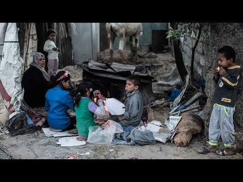gaza's main hospital with lack of electricity