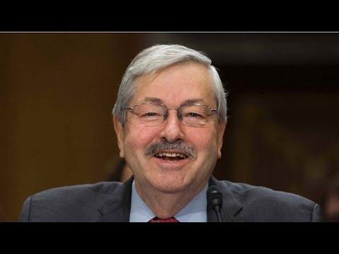 Arab Today, arab today senate confirms iowa governor terry branstad