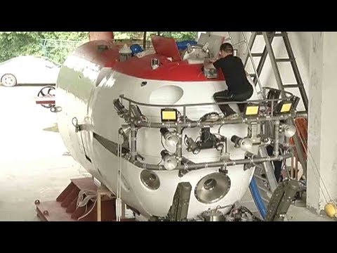 Arab Today, arab today chinesebuilt new manned submersible
