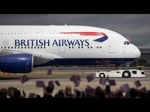 Arab Today, arab today british airline resumes flights from london