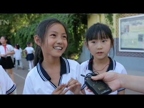 Arab Today, arab today chinese kids on growing up