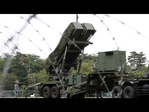 Arab Today, arab today japan testing missile interceptors