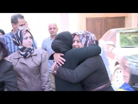 Arab Today, arab today syrian government released 672 detainees