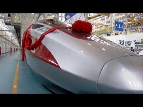 Arab Today, arab today chinastandard bullet trains get official names