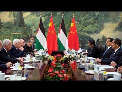 Arab Today, arab today chinese premier li meets palestinian president abbas