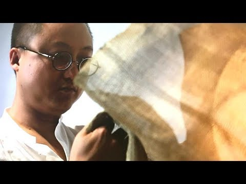 Arab Today, arab today chinese designer revives kesi silk