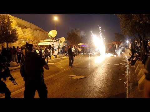 Arab Today, arab today israeli police palestinians clash