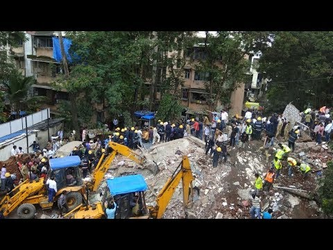 Arab Today, arab today 30 feared trapped in mumbai building collapse