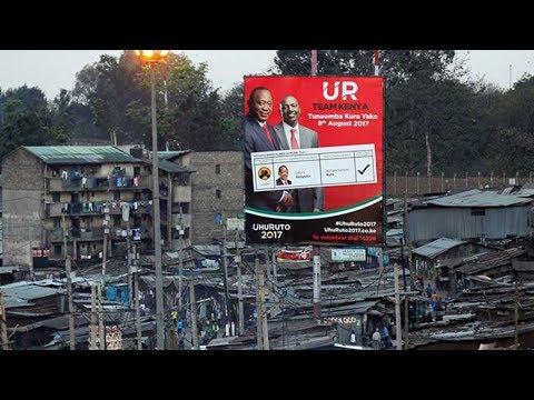 Arab Today, arab today kenya awaits election results