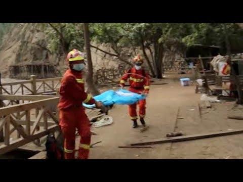 Arab Today, arab today scores rescued in quakehit jiuzhaigou