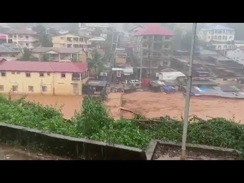 Arab Today, arab today hundreds feared dead in sierra leone mudslide