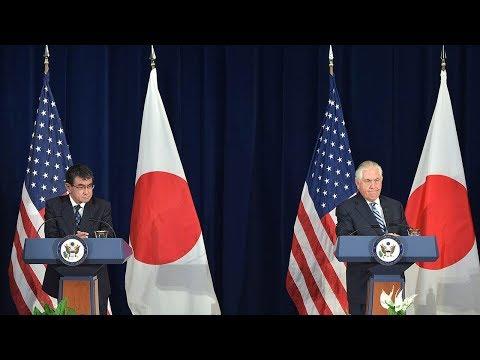Arab Today, arab today us and japan seek pressure on dprk