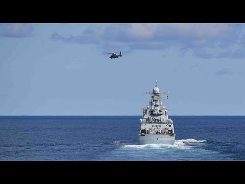 Arab Today, arab today china russia start joint naval drills