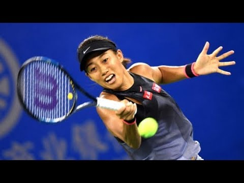 chinese tennis player zhang shuai