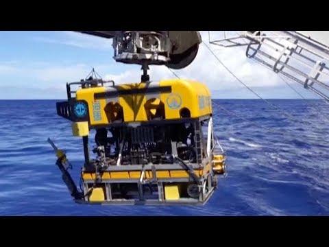 chinas submersible breaks benthic