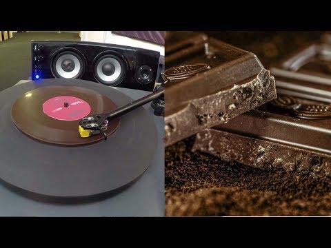 chocolate record plays