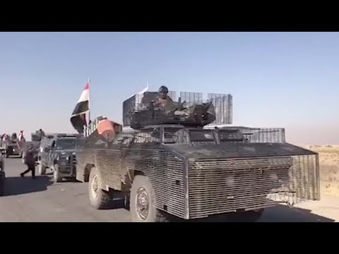 Arab Today, arab today iraqi forces battle kurdish peshmerga fighters