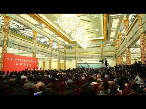 Arab Today, arab today first press conference of 19th cpc national congress