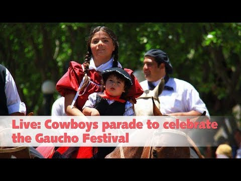cowboys parade to celebrate