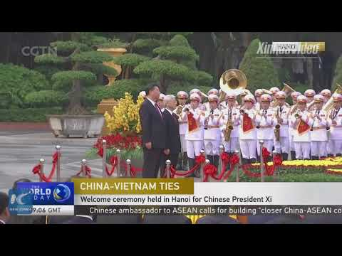 president xi jinping pays state visit
