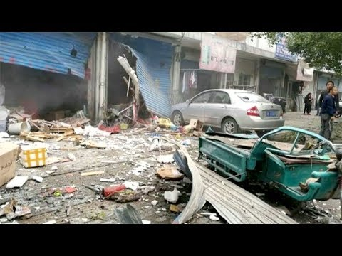 at least two killed two in critical condition after explosion