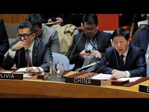 chinese deputy ambassador speaks