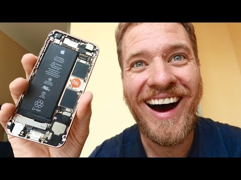 how i made my own iphone