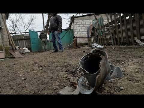 ukrainian government and proindependence insurgents