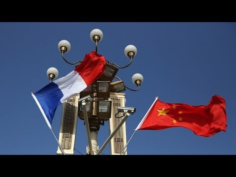 president xi address after chinafrance bilateral agreement signing