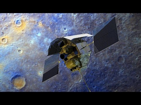 Arab Today, arab today messenger spacecraft ended 4year mission to mercury