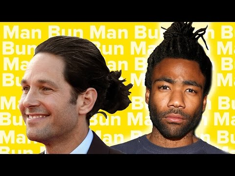 10 celebs who look hotter with man buns
