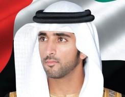 ولي عهد دبي يهرع لإنقاذ رئيس الاتحاد الإماراتي للرياضات الجوية من حادث مفاجئ
