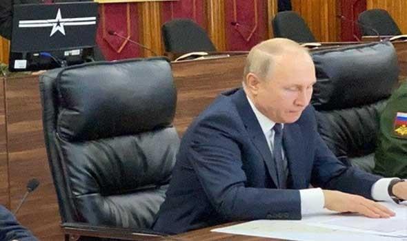 بوتين يريد استضافة كأس العالم لكرة القدم مرة أخرى في روسيا