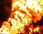 إخماد حريق داخل مطار المثنى وسط بغداد قبل وصوله إلى حاوية الصواريخ