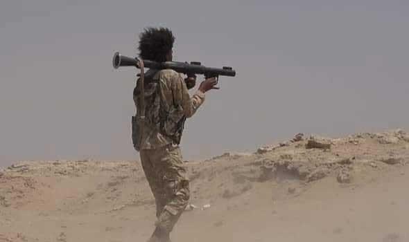 دعم الشرعية في اليمن يعلن عن مقتل أكثر من 100 مسلح حوثي وتدمير الكثير من الآليات العسكرية