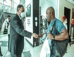 موسيماني يُقرر العودة لطريقته المعتاده أمام بطل النيجر