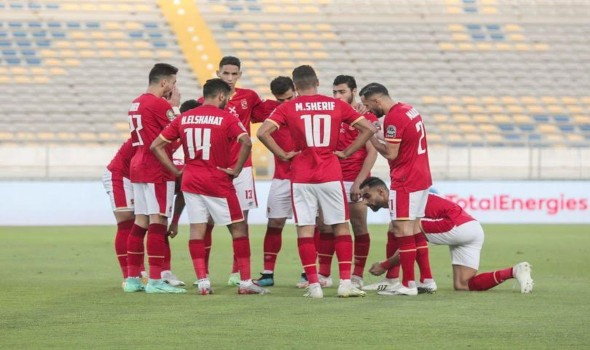 الأهلي يتغلب على إنبي بهدف نظيف ويتأهل لربع نهائي كأس مصر