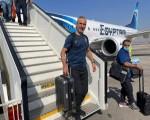 وصول أول طائرة مصرية تابعة لشركة