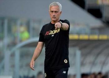 مورينيو يعادل رقم أليغري القياسي في الدوري الإيطالي