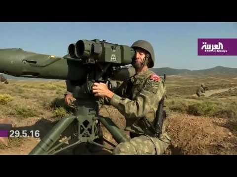 العرب اليوم - شاهد القوات العراقية تستبق اقتحام الفلوجة بقصف مدفعي