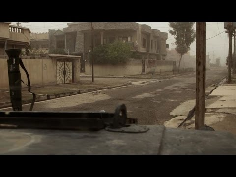العرب اليوم - شاهد القوات العراقية تواصل تقدمها باتجاه حي الإخاء في الموصل