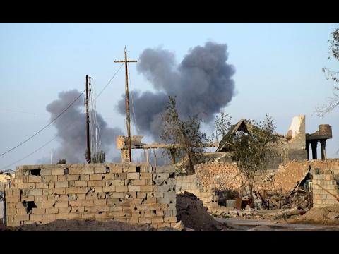 العرب اليوم - أبرز 3 قادة لتنظيم داعش قتلوا في غارة جوية على غرب الموصل