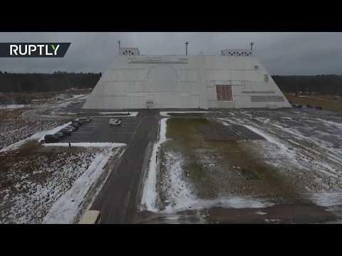 تدريبات الجيش الروسي باستخدام محطة للرادارات