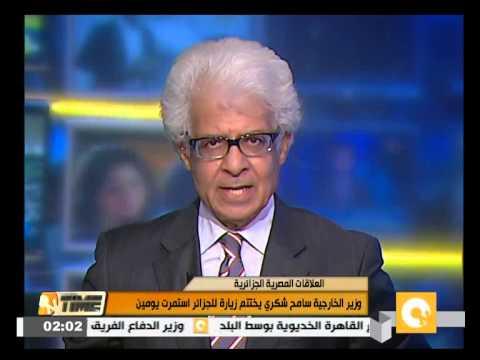العرب اليوم - شاهد: شكري ينقل رسالة من السيسي لرئيس الجزائر